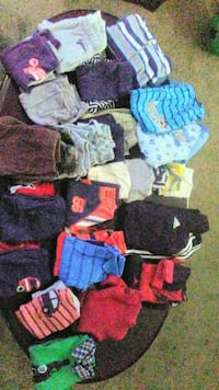 3-6&6 mnth baby boy assorted clothes