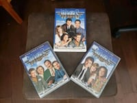 Wings DVD - $5 for the boxed set Edmonton, T5Y 3G1