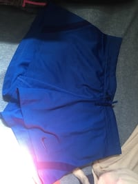 Blue and black nike shorts Council Bluffs, 51501