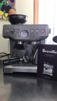gray and black Breville coffeemaker North Chatham, 02650