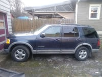 2002 Ford Explorer XLT 4x4 Youngstown
