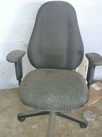 gray and black rolling chair Del City, 73115
