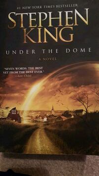 Under the Dome Stephen King Calgary, T1Y 3Z4