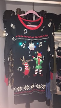 Ugly Christmas Sweater Dress Adelphi, 20783