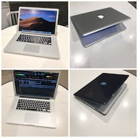 16GB Ram, 1TB (1000GB) Macbook Pro 15 INTEL Core i7, OS-2016, FAST and powerful with DJ Serato, Good Condition, Ready for use. New York, 11373