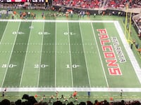 Pair of seats for Falcons game in 2019 Flowery Branch, 30542