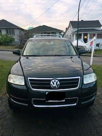Volkswagen - touareg - 2005 Vancouver