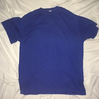 blue crew-neck t-shirt Surrey, V3W