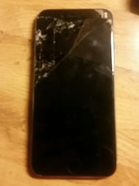 Iphone 6 ..crashed..and bent