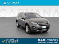 2017 Land Rover Discovery Sport HSE Sport Utility 4D Downey, 90240