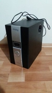 Frisby Subwoofer  Istanbul, 34899