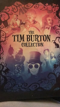 Tim Burton Collection Herndon, 20171