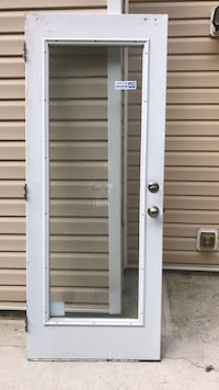 Used Entry Door 32x80 Snellville, 30039