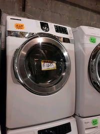 SALE ‼SAMSUNG front load electric dryer working perfectly  Baltimore, 21223