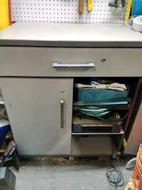 2 cabinets for garage or shop Brunswick
