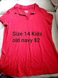 Size 14 old navy Leesburg, 20176