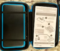 Black Nintendo 2DS XL with case Jackson, 08527