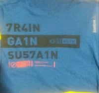 Reebok train gain sustain tee Surrey, V3W 4N6