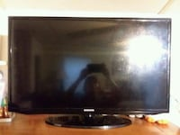 black Samsung flat screen TV Warner Robins, 31088