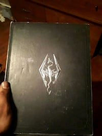 The art of skyrim collectors edition