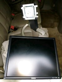 black and gray flat screen TV Attalla, 35954
