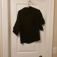 women's black blouse Markham, L3P 1E3