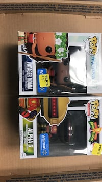 POp! Collectibles figures  North Las Vegas, 89032
