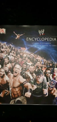 WWE Encyclopedia  Edmonton, T5P 2N5