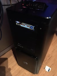 Coolermaster case with fan controller and DVD burner Saskatoon, S7M