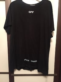 Off White care off tee Kelowna, V1W 1K2