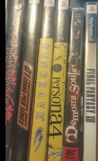 PlayStation 2 games Shafter, 93263
