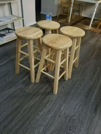 Set of 4 stools chairs Rosedale, 21237