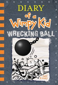 Diary of the wimpy Kid, Wrecking Ball! NEWEST BOOK!! Woodbridge, 22192