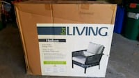Resin Wicker Patio Lounge Chair Hudson Collection Richmond Hill, L4E 3N2
