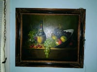 Oil wine painting  Willoughby, 44094