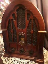General Electric Cathedral  Radio (Reproduction)  Toronto, M5R 3B4