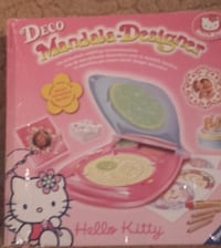 Deco Mandala Designer  Hello Kitty  gross