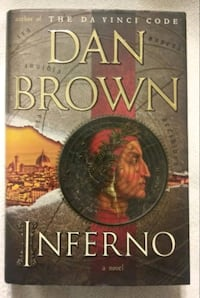 Inferno Book Broken Arrow, 74014