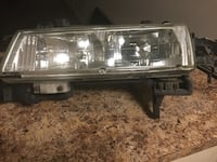 unpaired car headlight 51 km