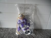 "*New in Package* 1995 McDonalds Jim Hensens NHL Stuffed Toy ""Miss Pigg Morinville"