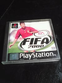 PS one FIFA 2000 Barcelona, 08002