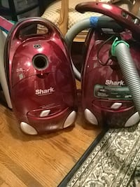 Shark  canister vacuum cleaner