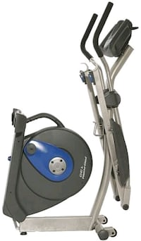 Nice Proform Elliptical Works Great Folds Delivery Available
