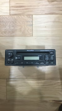 Single Din Stereo Deck  Mississauga, L5C 2B6