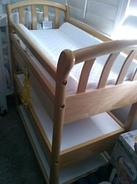PALI COMPANY REAL ITALIAN WOOD BABY CHANGING TABLE Las Vegas, 89121