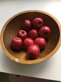 PotteryBarn Apple decor  Surrey, V3S 6T7