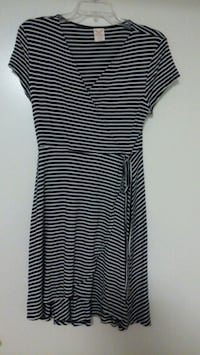 Women's Black and White Dress Knoxville, 37924