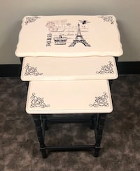 French Style Nesting Tables London, N6E 1G2