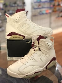 Maroon 6s size 9.5 Silver Spring, 20902