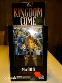 MAGOG KINGDOM COME DC COMICS DC DIRECT 7 INCH COLL